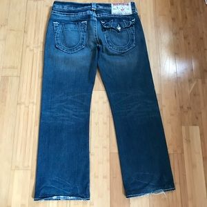 True religion Adam big T jeans size 36 x 31